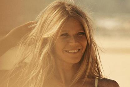 Gwyneth Paltrow Is A Total Beach Babe In These Stunning Photos
