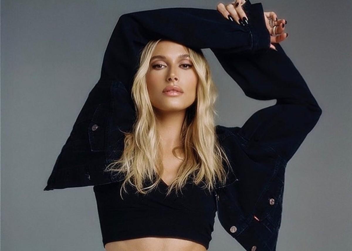 Hailey Baldwin Bieber's Most Stunning Levi's Campaigns