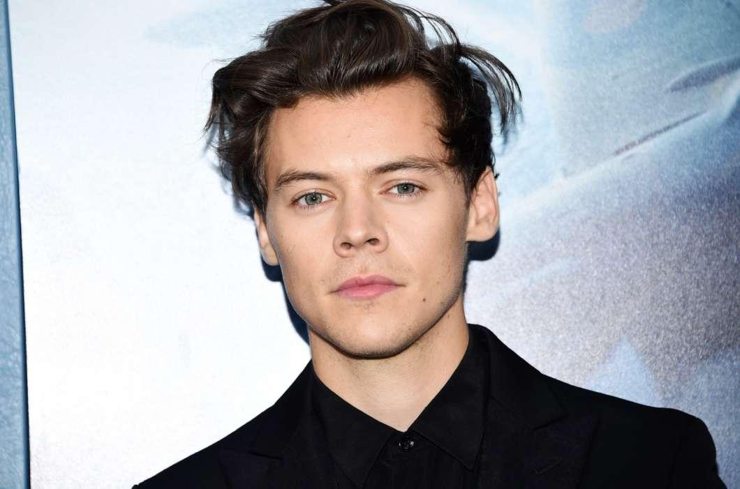 Harry Styles Spotted Out Amid Black Lives Matter Protestors