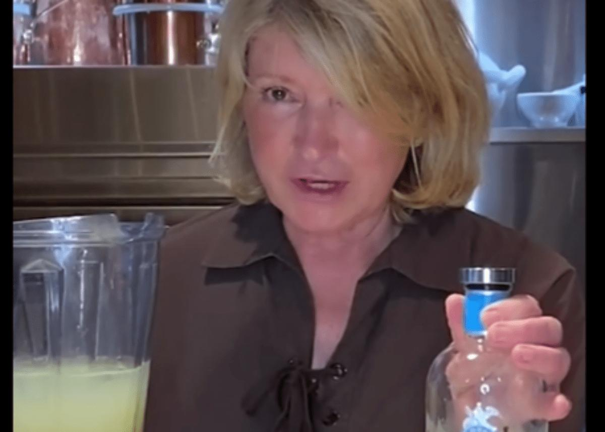 Marthat Stewart Has Been Giving Homeschooling Lessons On Instagram But It's Not What You Think