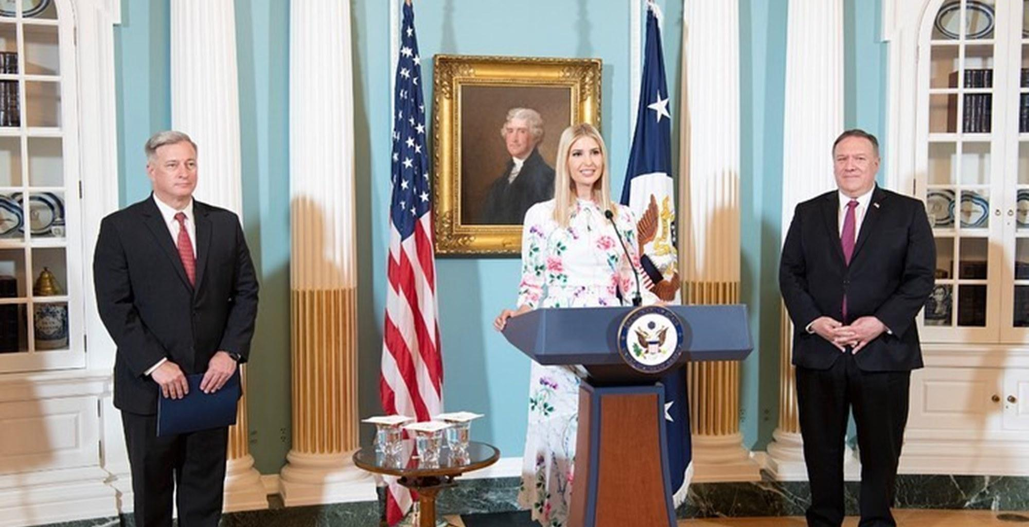 Ivanka Trump Is A 'Nepotism Barbie' For Critics As She Unveils With President Donald Trump Initiative About Prioritizing Skills Over College Degrees In Viral Video