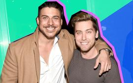 Jax Taylor Says He's Still In Business With Lance Bass Who Claims He Cut Ties With Vanderpump Rules Star