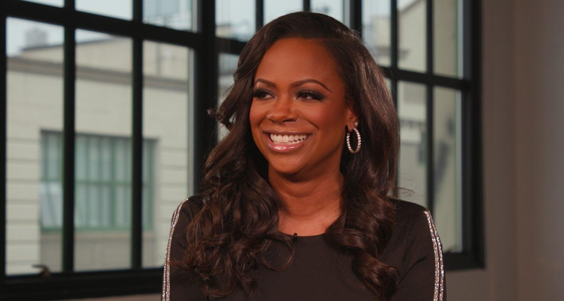 Kandi Burruss Doesn't Believe Yovanna Momplaisir Was Hired To RHOA Full-Time -- Here's Why