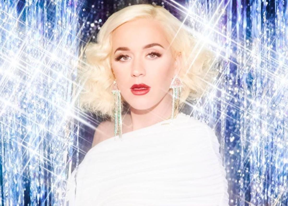 Katy Perry Glows In White Alexandre Vauthier Gown For Dear Class Of 2020 Special