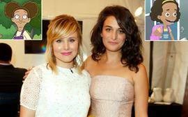 Kristen Bell And Jenny Slate To No Longer Voice Mixed Characters OnAnimated Series - They Call For Black Actresses To Take Over The Roles!