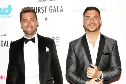Lance Bass Clarifies What Happened Between Him And Jax Taylor -- Defends His Decision To Marry Taylor And Brittany Cartwright