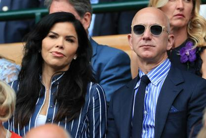 Brother Of Lauren Sanchez Says She And Jeff Bezos 'Threw Him Under The Bus' Amid Selfie Scandal