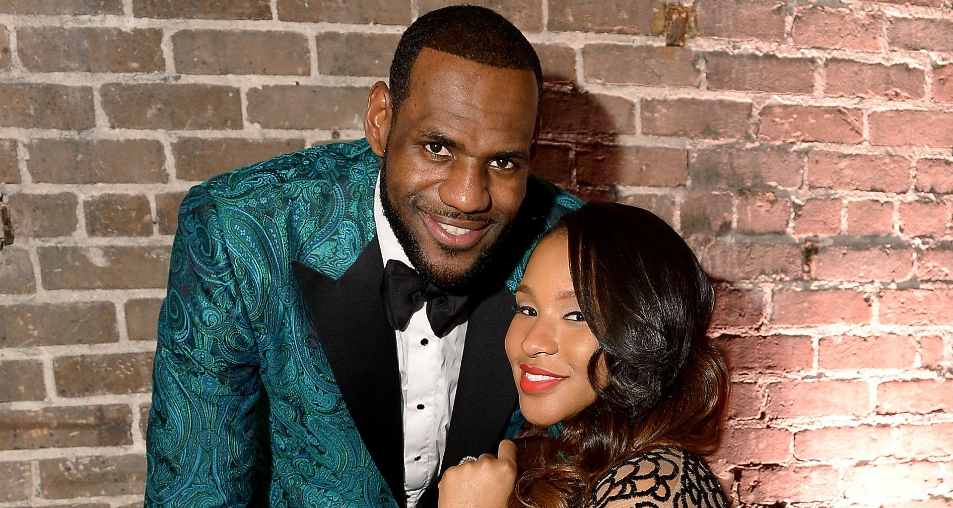 LeBron James' Wife Posts Loving Father's Day Message And Shares Many Cute Pics Of Him And Their Kids!