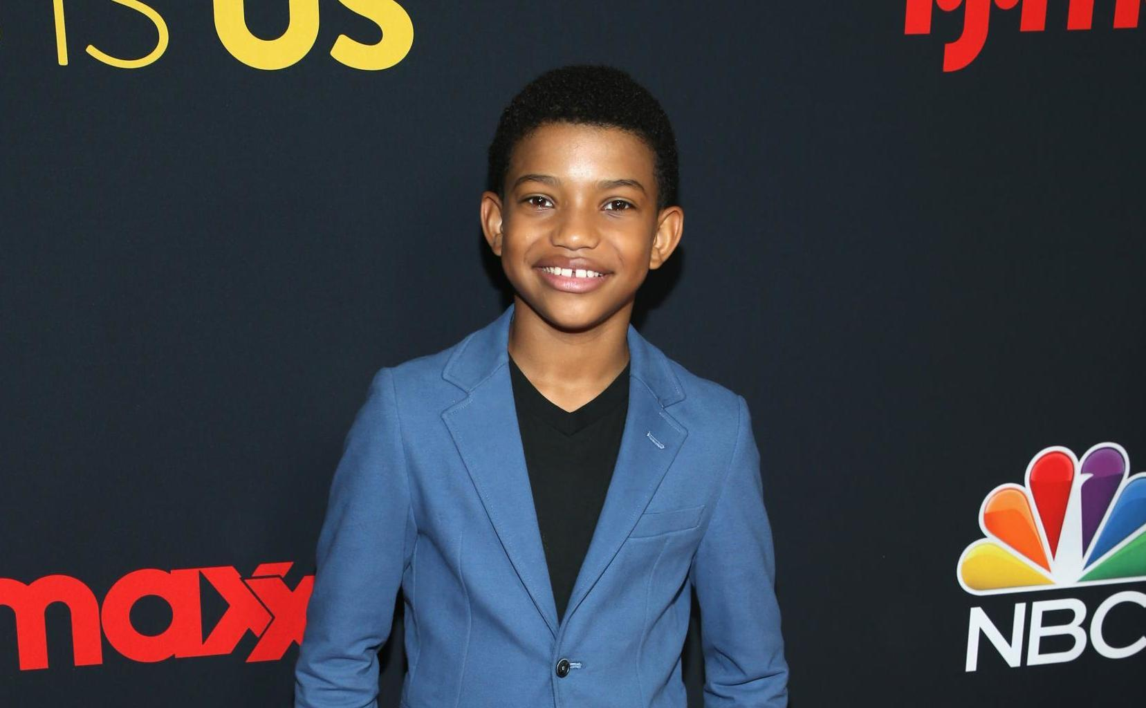 12-Year-Old This Is Us Star Lonnie Chavis Pens Eye-Opening Letter About Being Black And Experiencing Racism Already