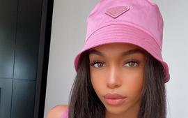 Lori Harvey Posts Photo Of Her Most Raunchy Bathing Suit Yet -- Future Will Rush Home To Help Her With The Baby Oil