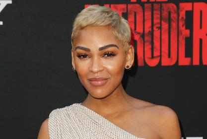 Meagan Good Finds Herself Caught Between A Rock And A Hard Place When Discussing Police Accountability