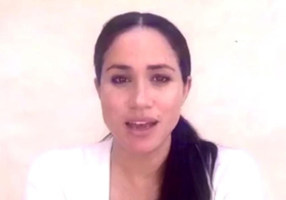 Meghan Markle Speaks Out About Death Of George Floyd And BLM Protests During Virtual Commencement Address For Her Alma Mater