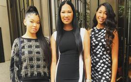 Kimora Lee Simmons's Daughter, Aoki Lee Simmons, Threatens To Delete This Viral Instagram Post -- Her Fans Stepped In For This Reason