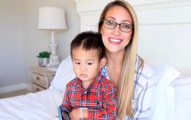 Youtuber Myka Stauffers Is Being Investigated By Authorities After 'Rehoming' Autistic Adopted Son