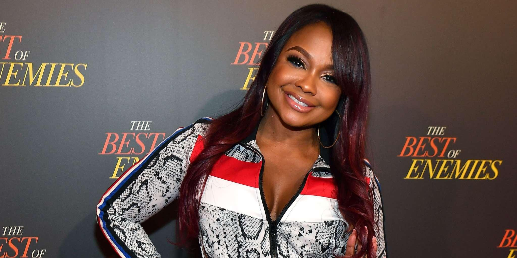 Phaedra Parks Praises Her Sons, Brothers And Dad - Check Out Her Strong Message