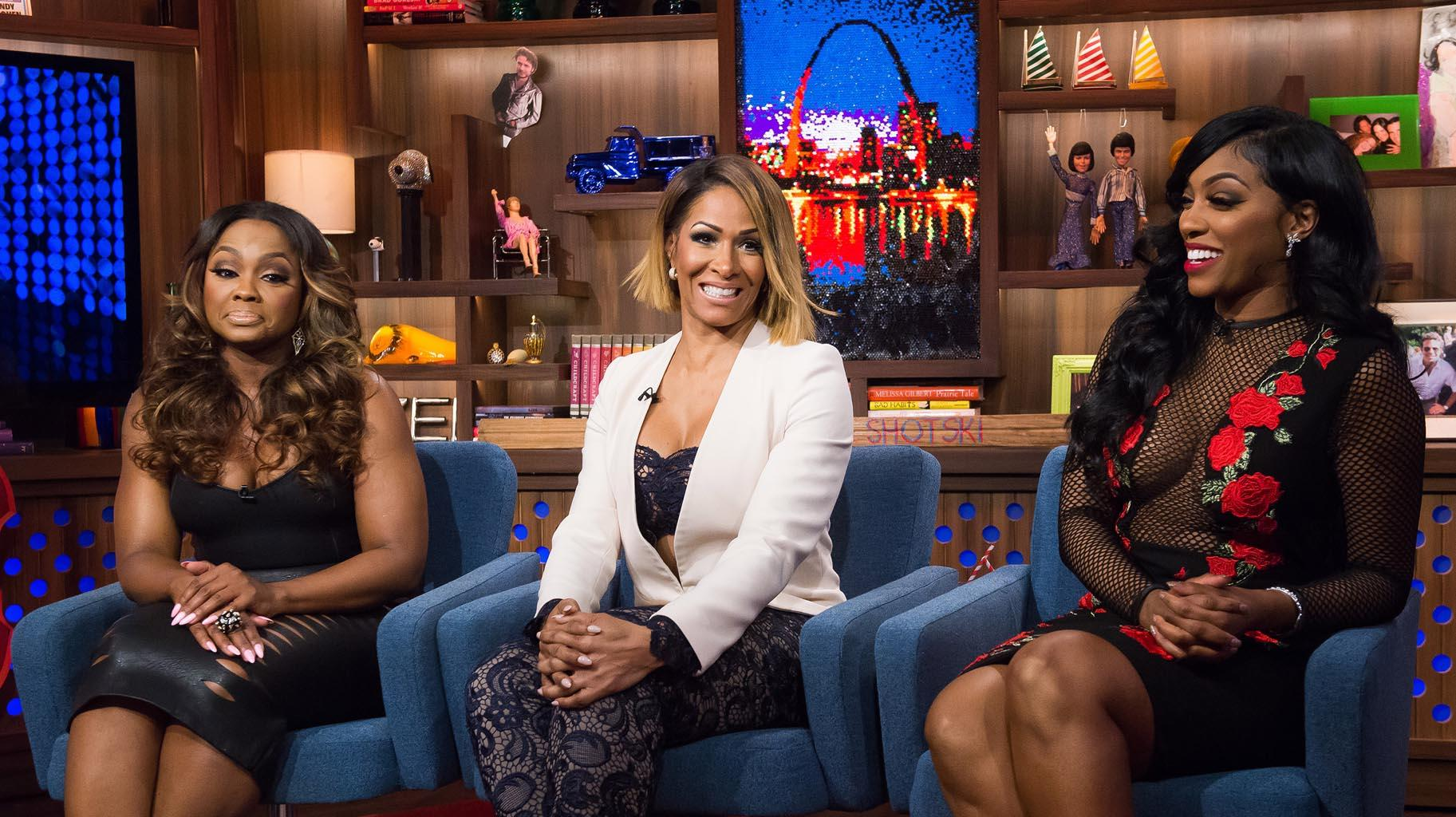 RHOA Season 13 Rumor: Phaedra Parks Not In Talks To Return But Sheree Whitfield Is -- Here's Why