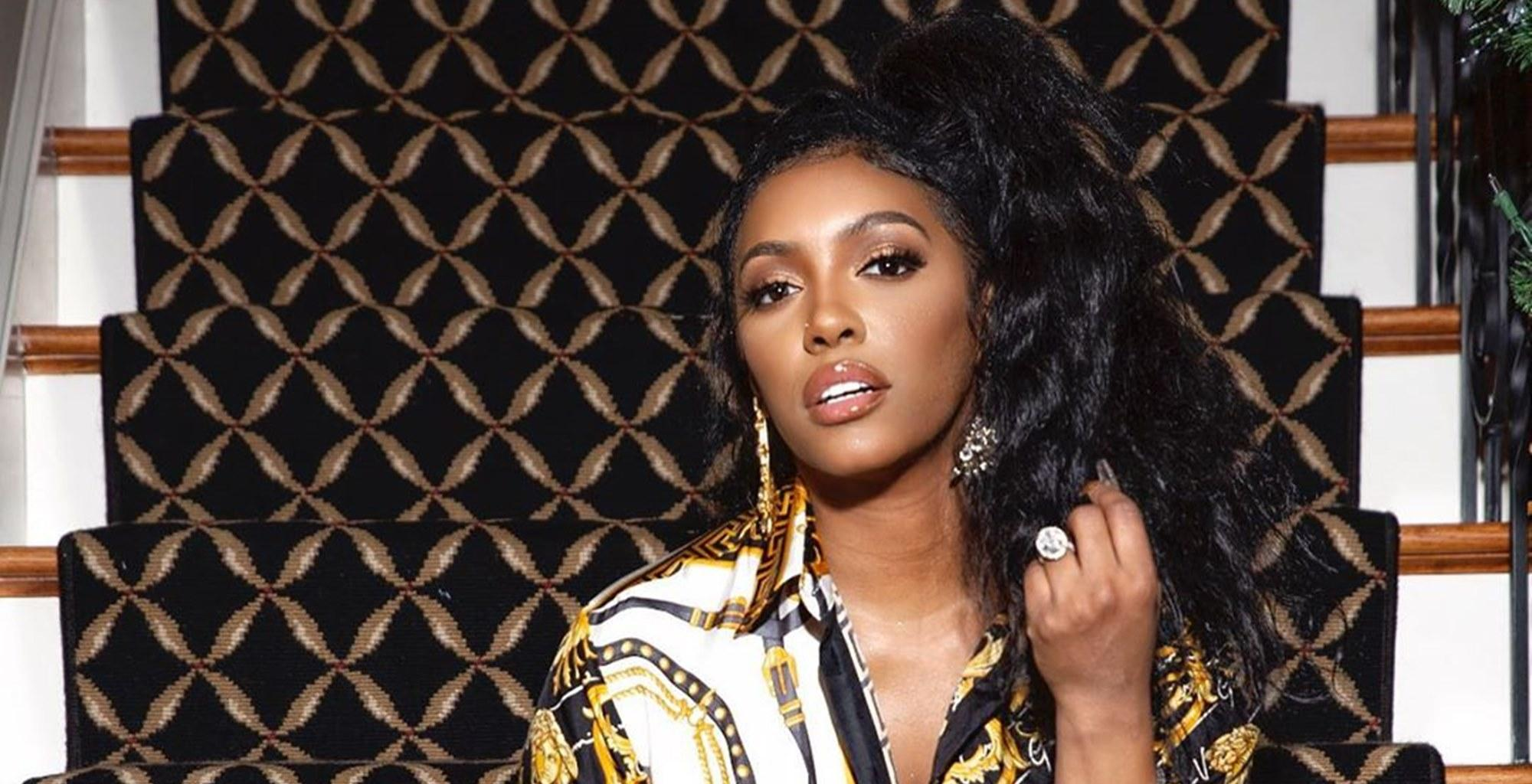 Porsha Williams Is Pregnant With Baby Number 2 According To A Post Shared By Fiancé Dennis McKinley