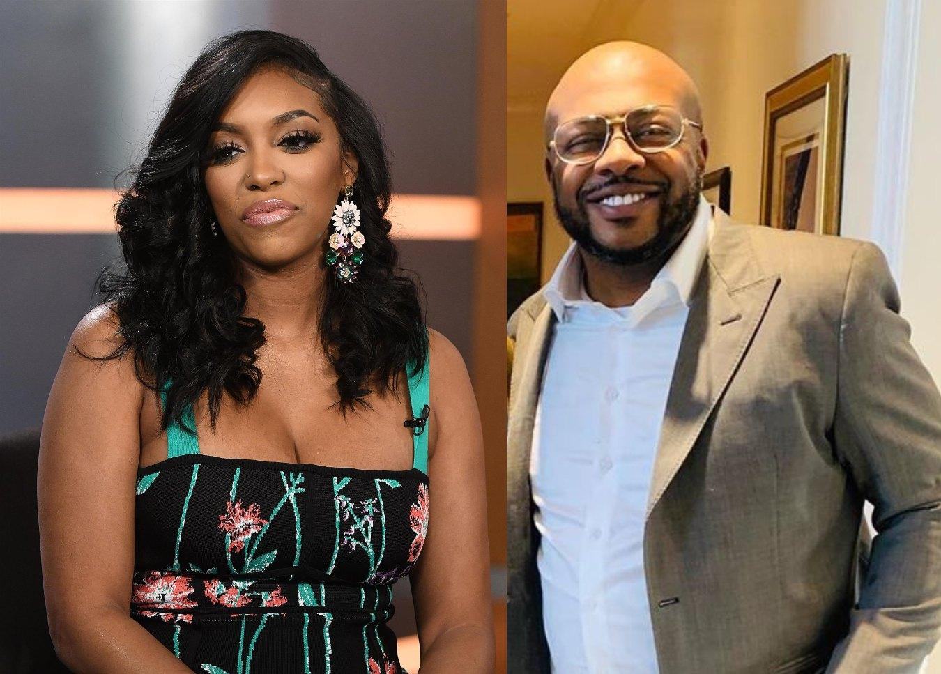 Porsha Williams' Fans Are Proud Of Her And Dennis McKinley For Being Proactive During The Protests