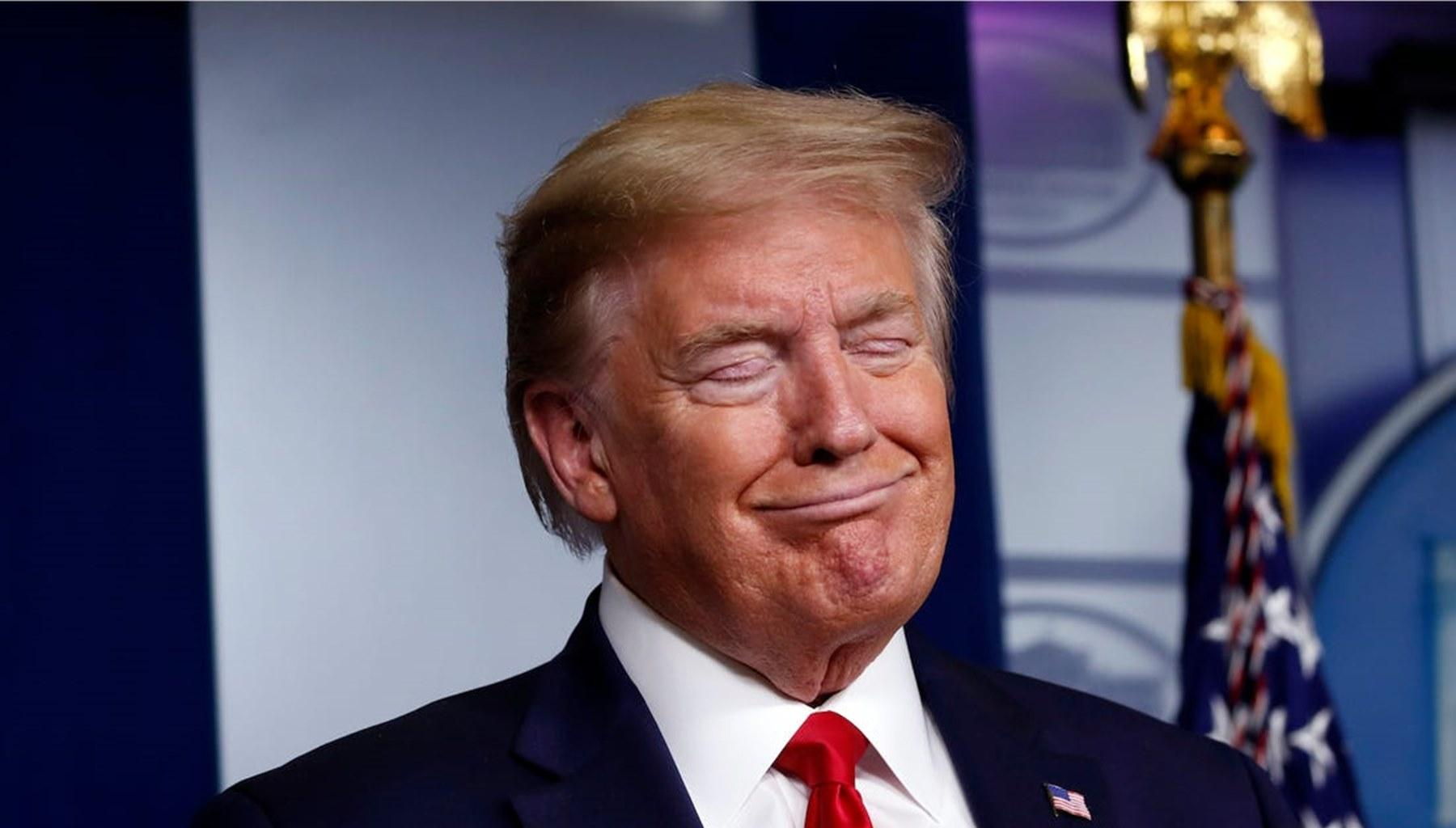 President Donald Trump Leaves Viewers Baffled By Speaking About How God Guided Him To The White House