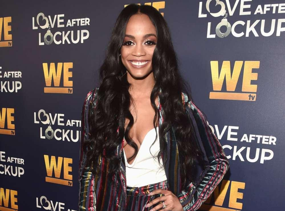 Rachel Lindsay Says She'll 'Disassociate' Herself From Bachelor Nation If They Don't Make Changes