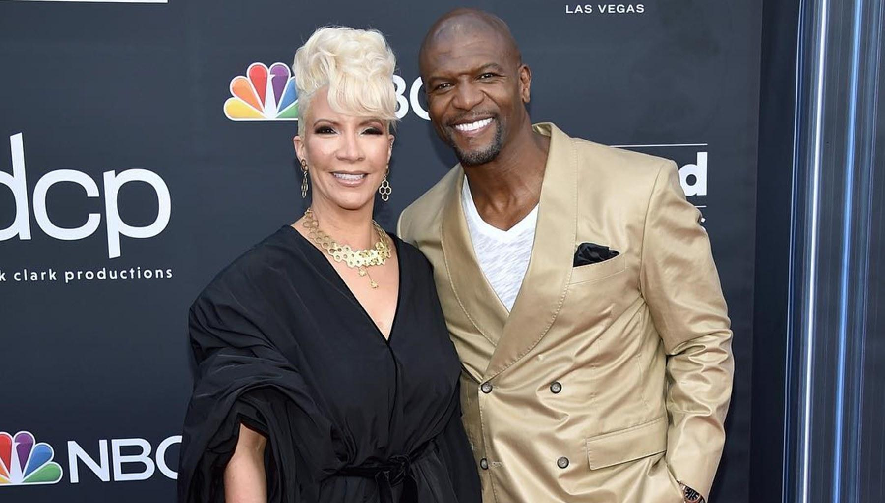 Terry Crews Uses His Wife, Rebecca King-Crews, In New Video To Fend Off Massive Backslash Over These Startling Comments