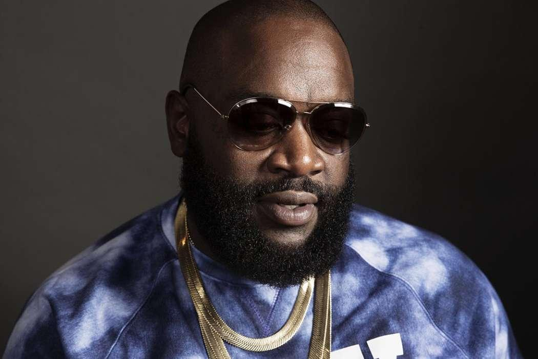 Rick Ross Won't Get COVID-19 Test To See His Children Reports Claim