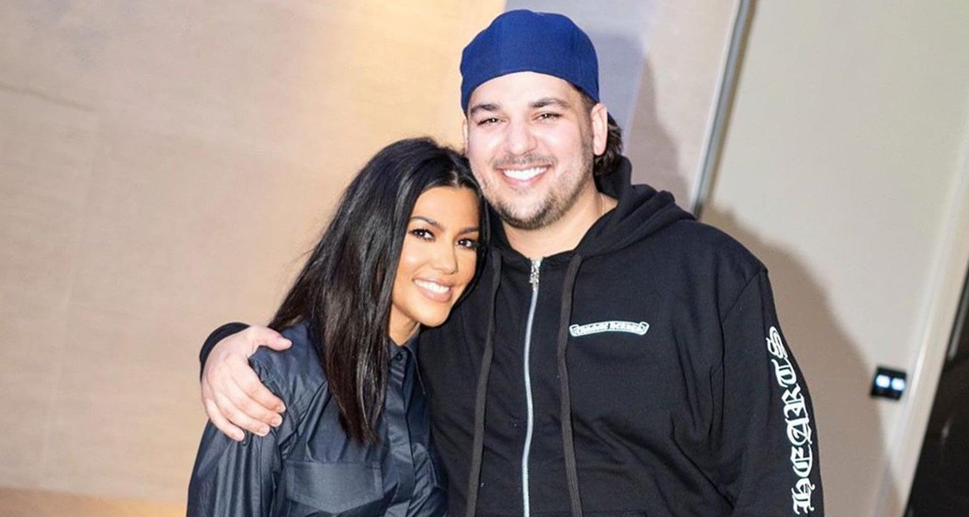 KUWK: Rob Kardashian Not Done Transforming His Body After Weight Loss - Wants To Get Toned!