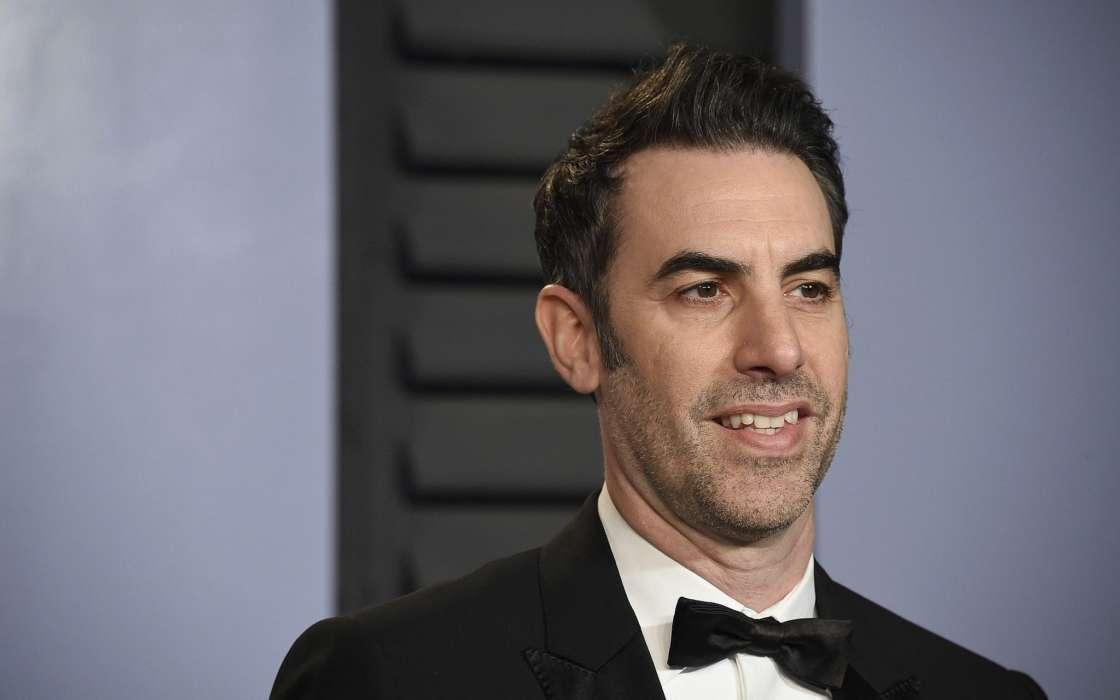 Sacha Baron Cohen Invades Political Activist Event And Sings 'Racist' Song