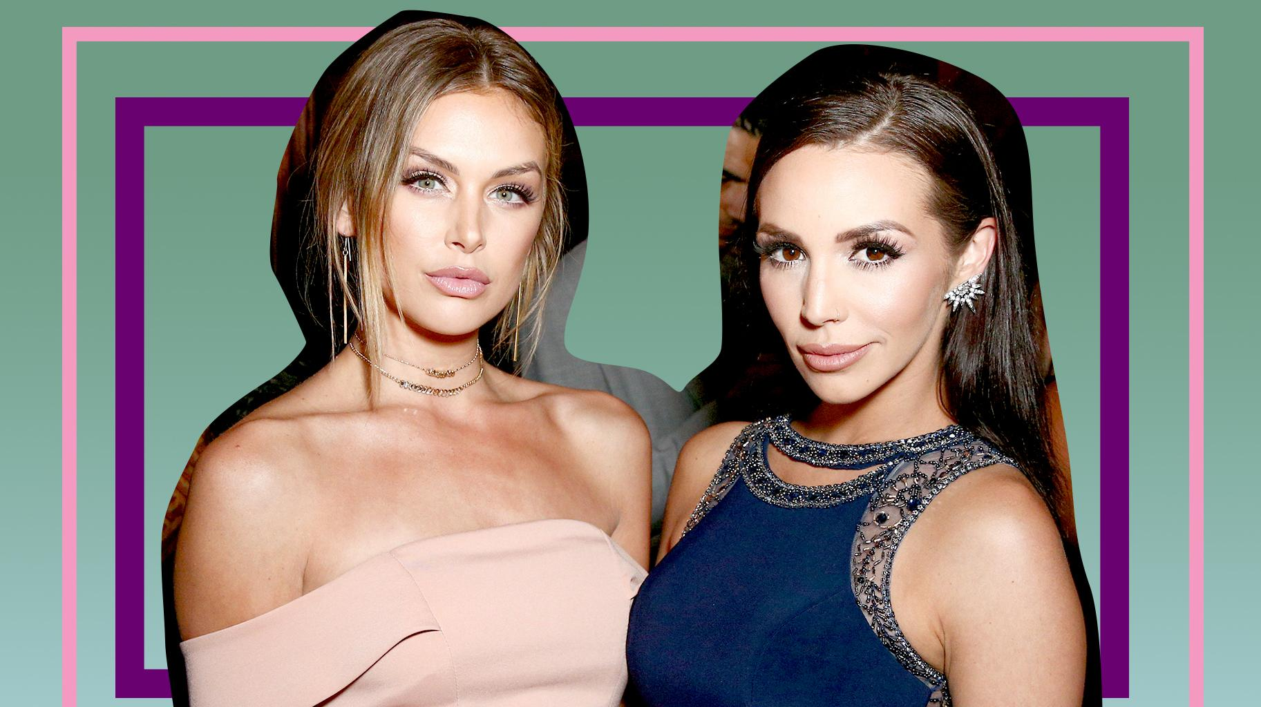 Vanderpump Rules: Scheana Marie Thinks Lala Kent Let Fame Get To Her Head