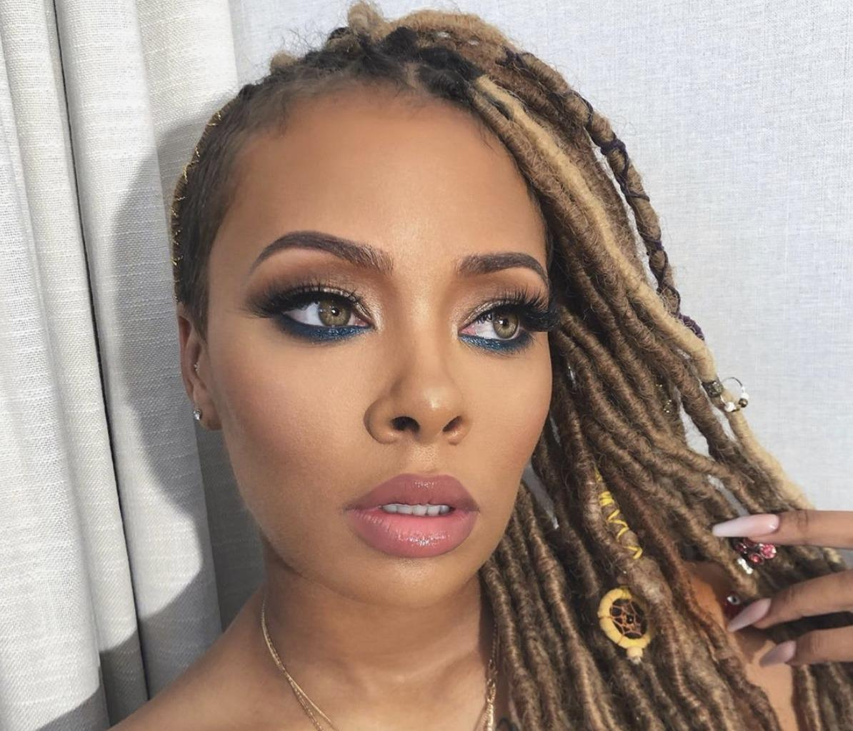 Eva Marcille Shows Fans One Of The Mornings In The Sterling House - See The Video