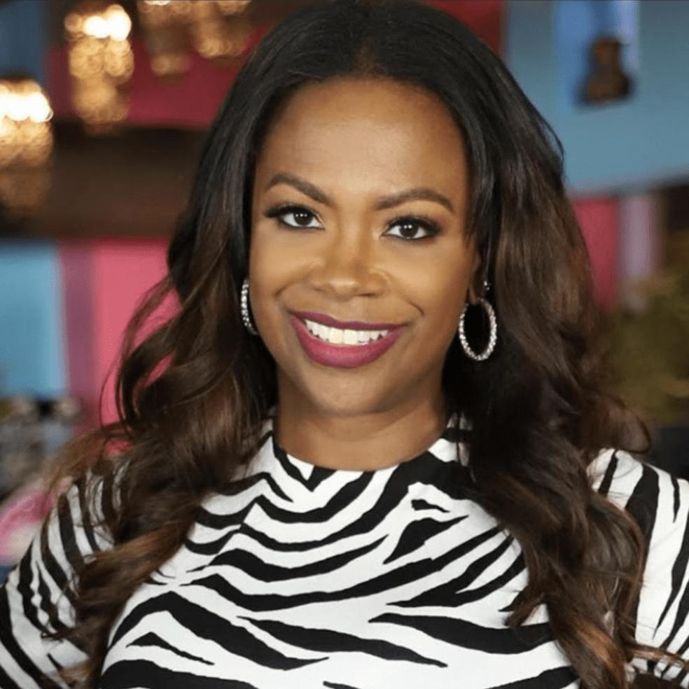 Kandi Burruss Advises Fans To Do Their Research About The Candidates Before Voting