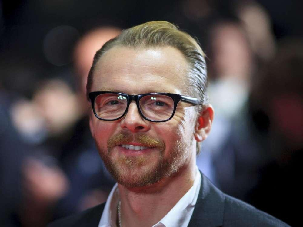 Simon Pegg Says That He Was 'Annoyed' By The Way JJ Abrams Offered Him His Star Trek Role