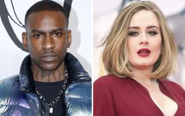 Adele And Skepta Have Flirty Exchange On Social Media And Fans Freak Out Over The Potential Romance!