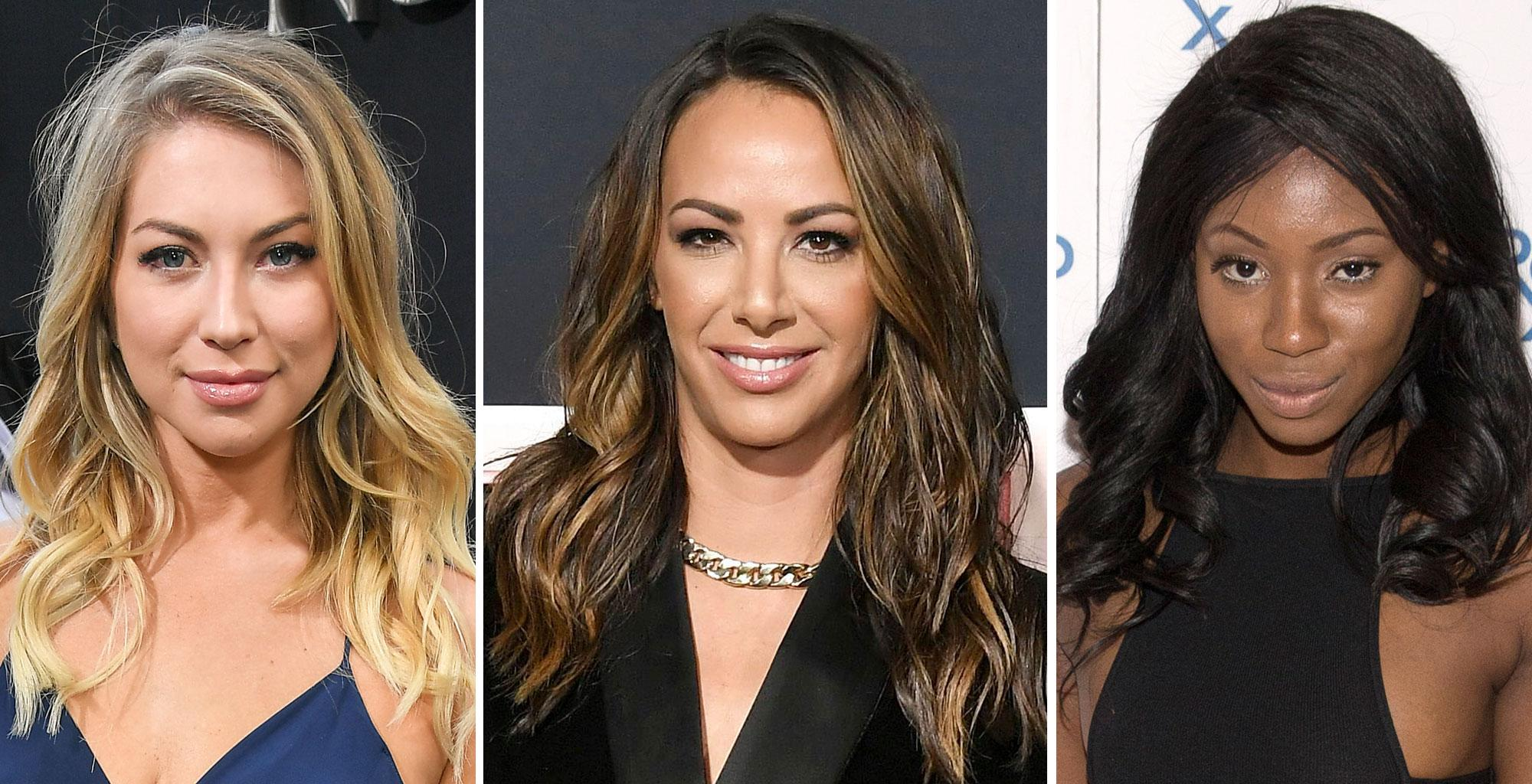 Faith Stowers Reacts To Vanderpump Rules And The Challenge Firing Stars Who Said Racially Insensitive Things