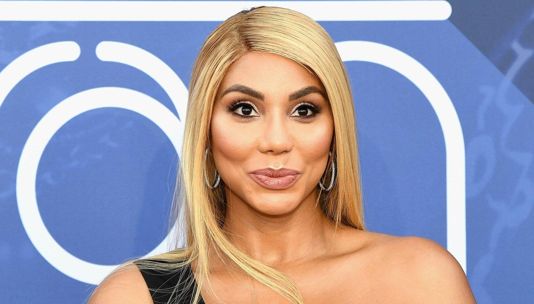 Tamar Braxton Talks About Her New Segment Called 'Ring my Bell'