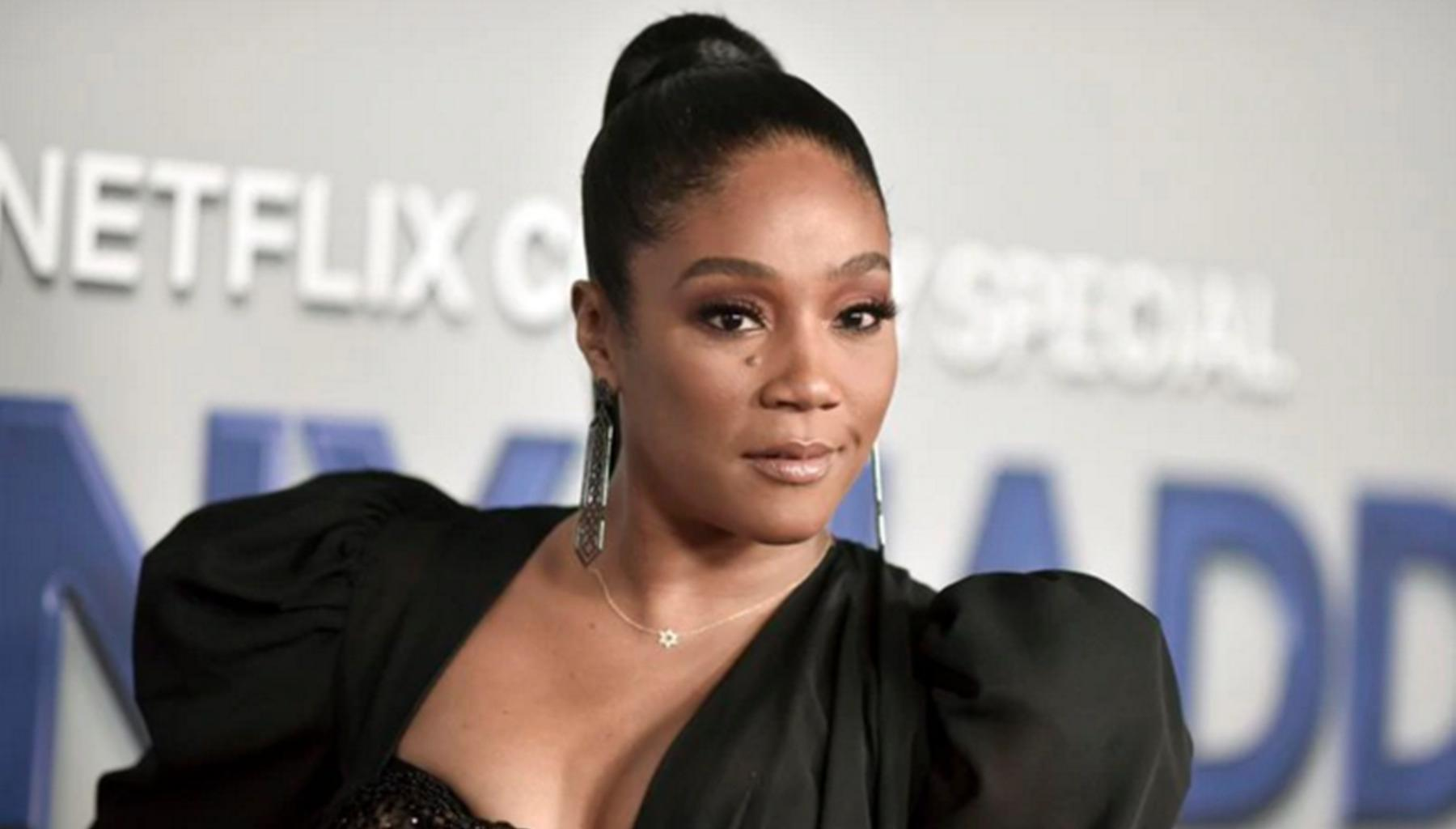 Karlie Redd Accuses Tiffany Haddish Of 'Doing Too Much' After Putting A Chris Rock Movie On Blast