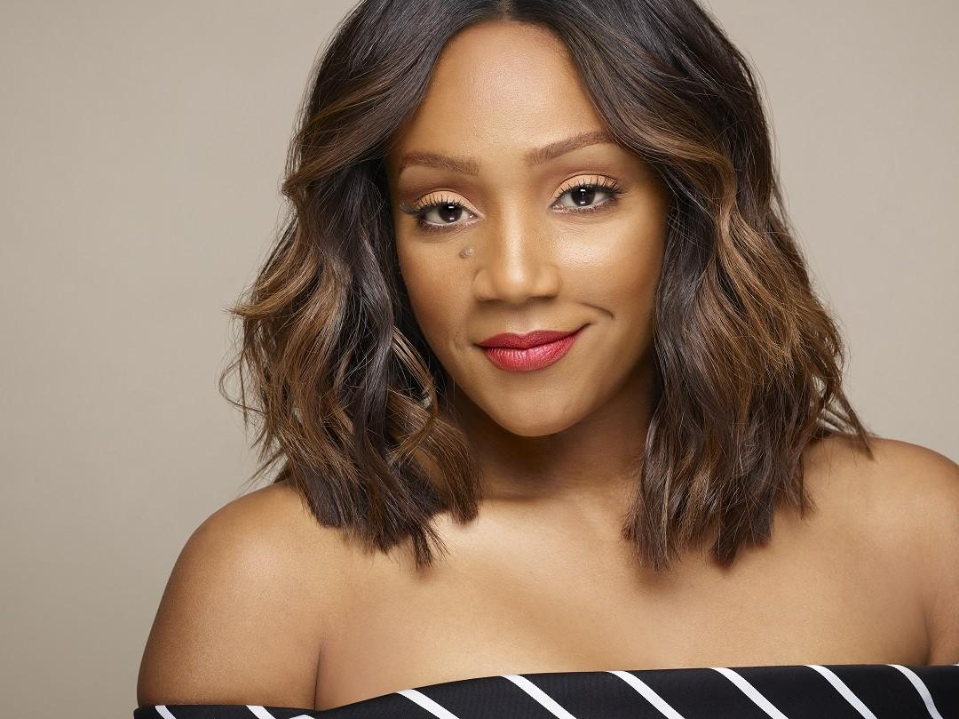 Tiffany Haddish Reportedly Upset Over Not Getting A Shout-Out At George Floyd's Memorial Service
