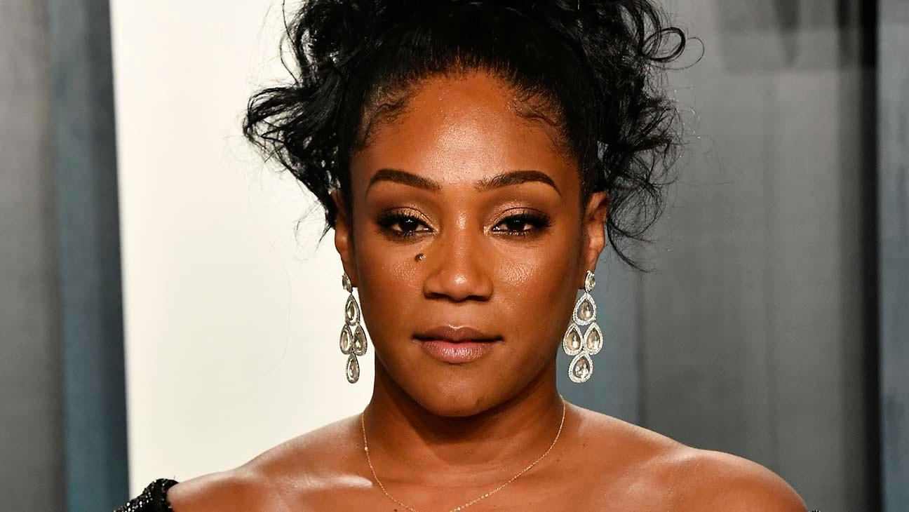 Tiffany Haddish Talks Attending George Floyd's Memorial Service And Crying 'So Much' - 'I Felt Tremendous Pain!'