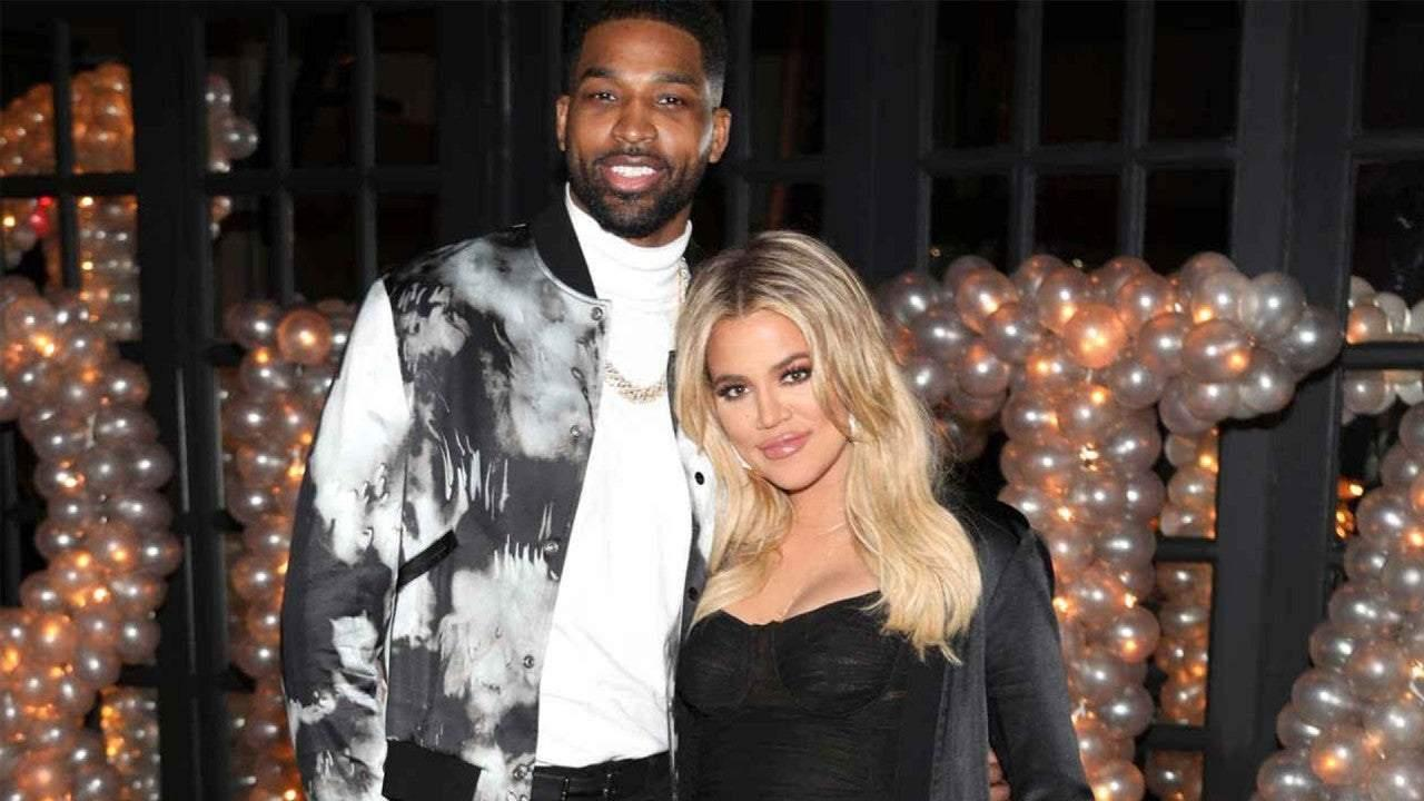 KUWK: Khloe Kardashian Shares Adorable Pic Of Tristan Thompson And Their Daughter True Twinning In Matching Clothes On Father's Day!