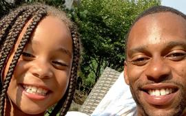 Victor Cruz Reveals How He Explained What Racism Is To His 8-Year-Old Daughter