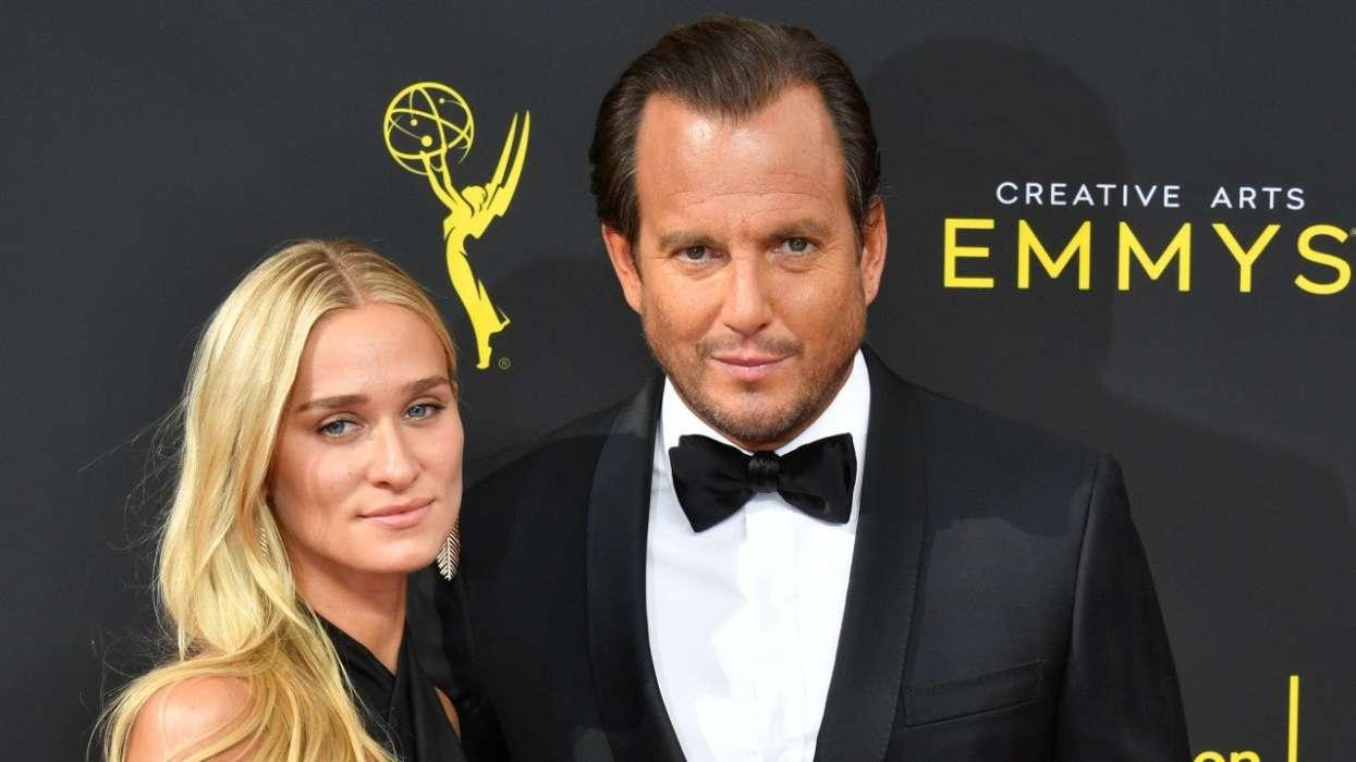 Will Arnett And Alessandra Brawn Just Had Their First Baby
