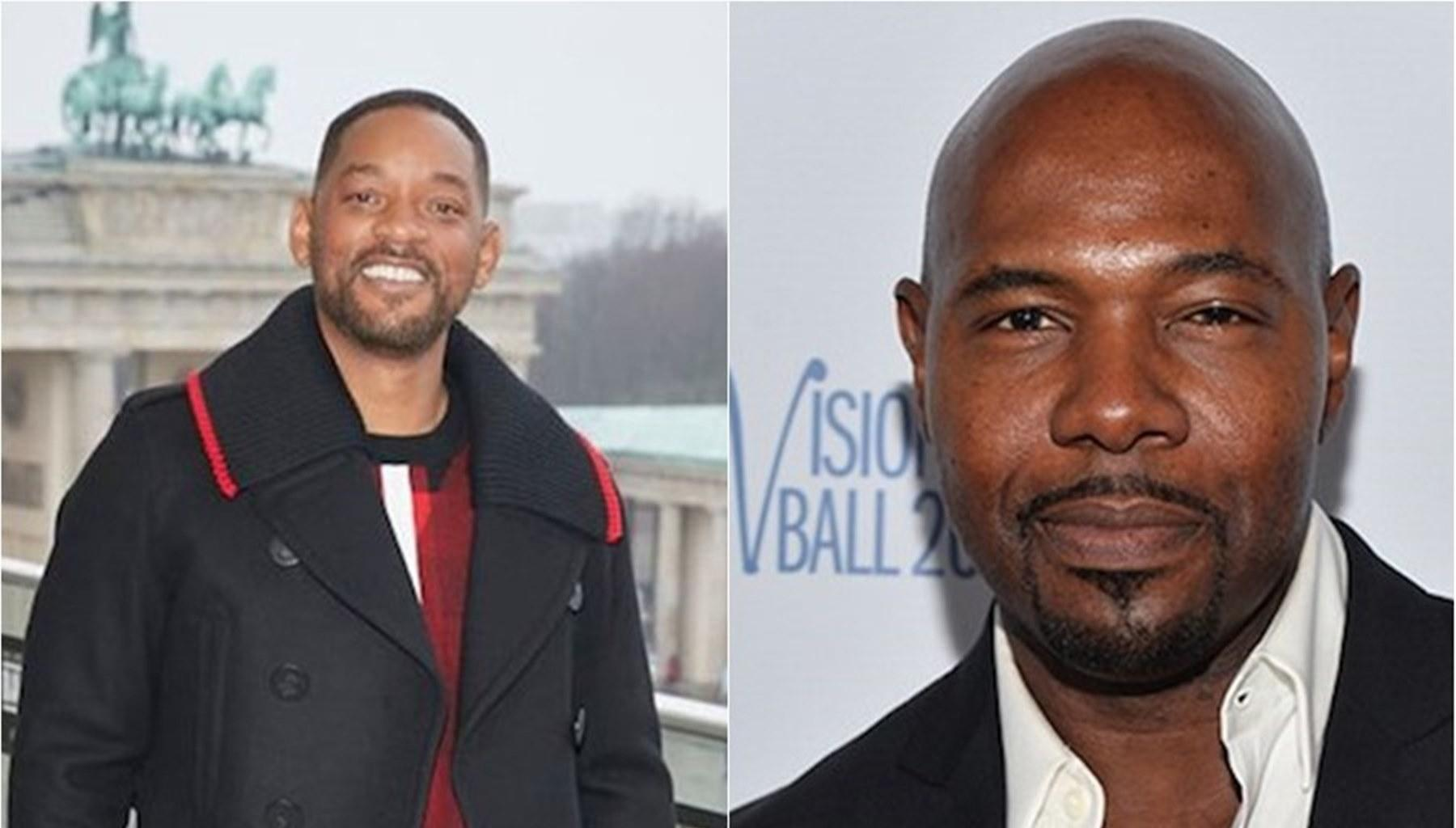 Will Smith Signs To Play Runaway Slave In Antoine Fuqua's 'Emancipation' Movie Inspired By This Photo -- But Fans Want Hollywood To Push Films About Black Kings And Queens Before Slavery
