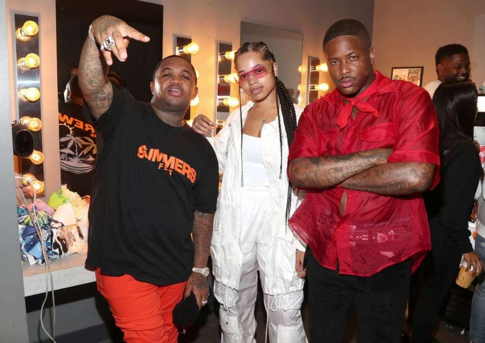 YG And Mustard Announce $100,000 Worth Of Free Meals To LA Residents