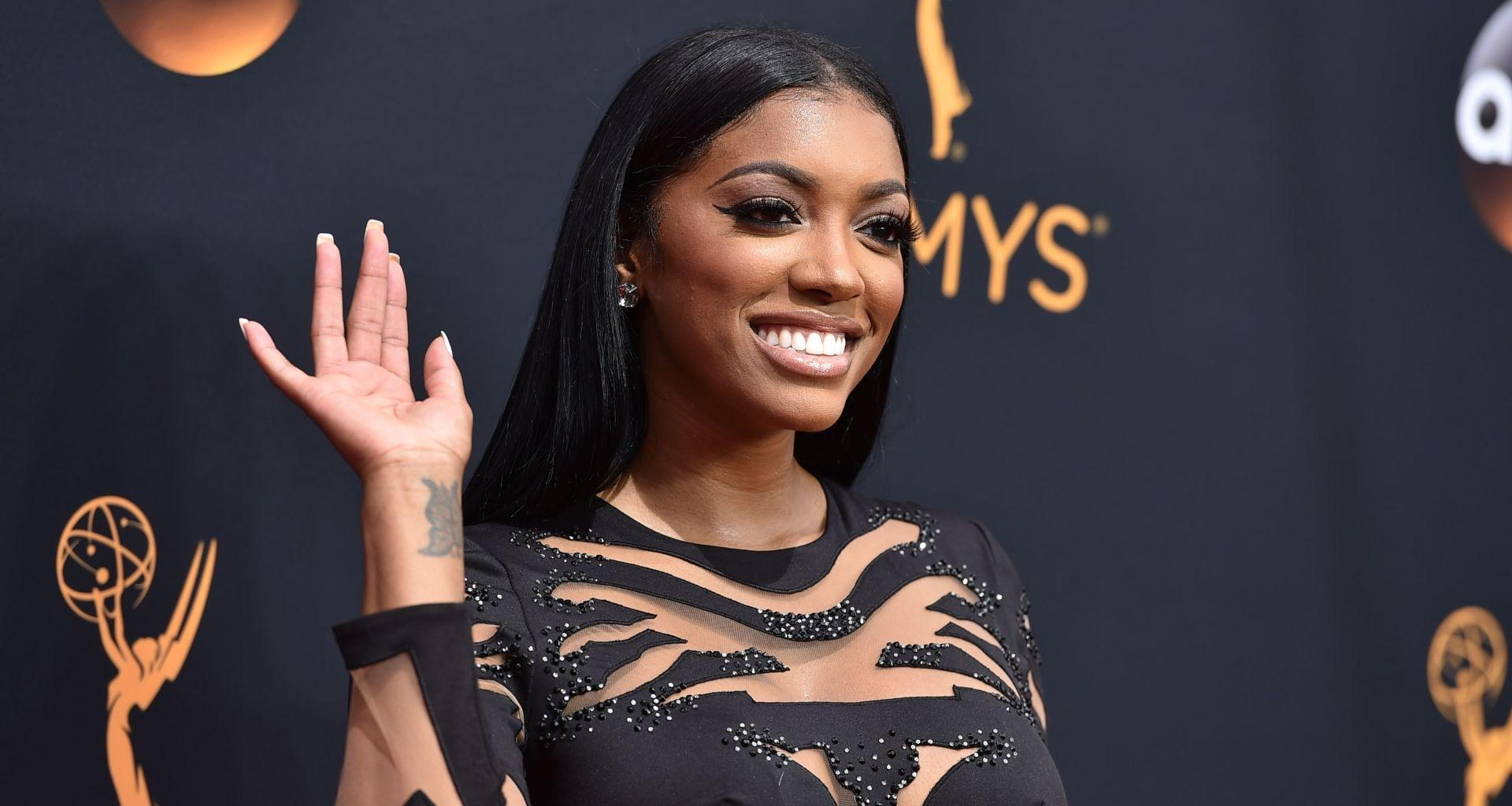 Porsha Williams Shares A Gorgeous Photo And Reveals The Secret Of Her Flawless Look