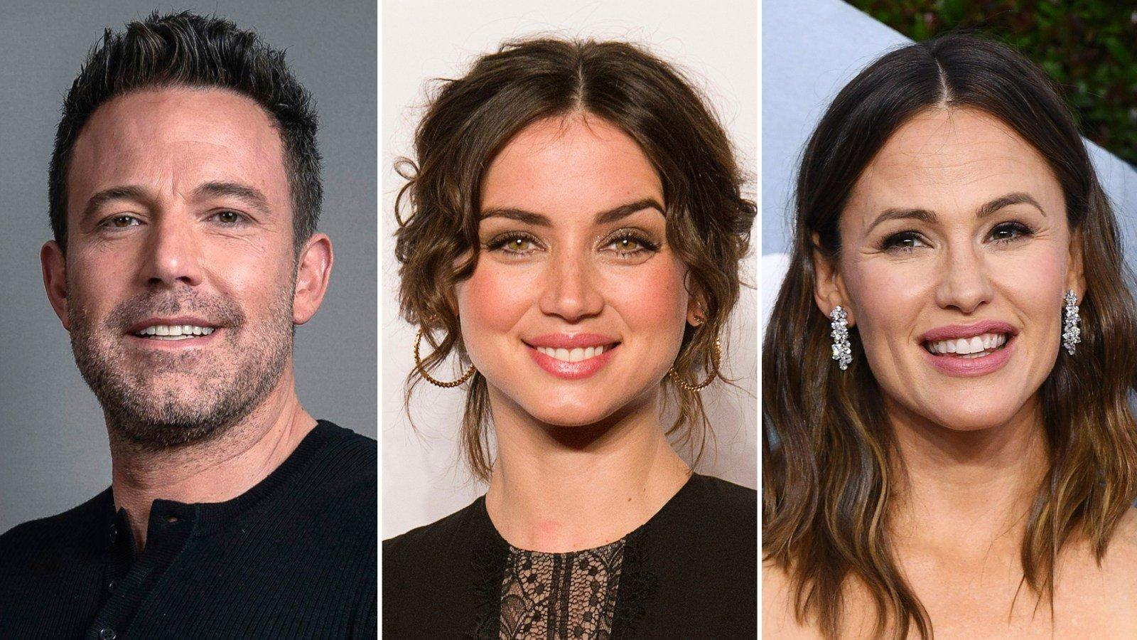 Is Jennifer Garner Hurt That Ben Affleck Has Moved On With Ana De Armas?