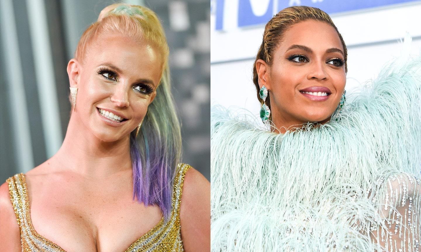 Britney Spears Calls Herself Queen B And Beyonce's Beyhive Is Not Happy!