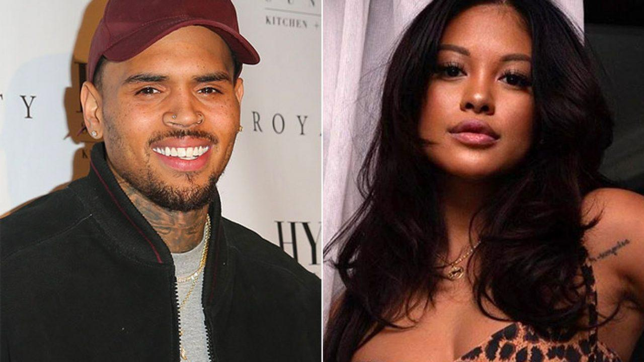 Ammika Harris Shares A Photo Featuring Baby Daddy Chris Brown From The Day Of Aeko's Coming Into This World - See The Emotional Pic And Message She Shared For Father's Day!