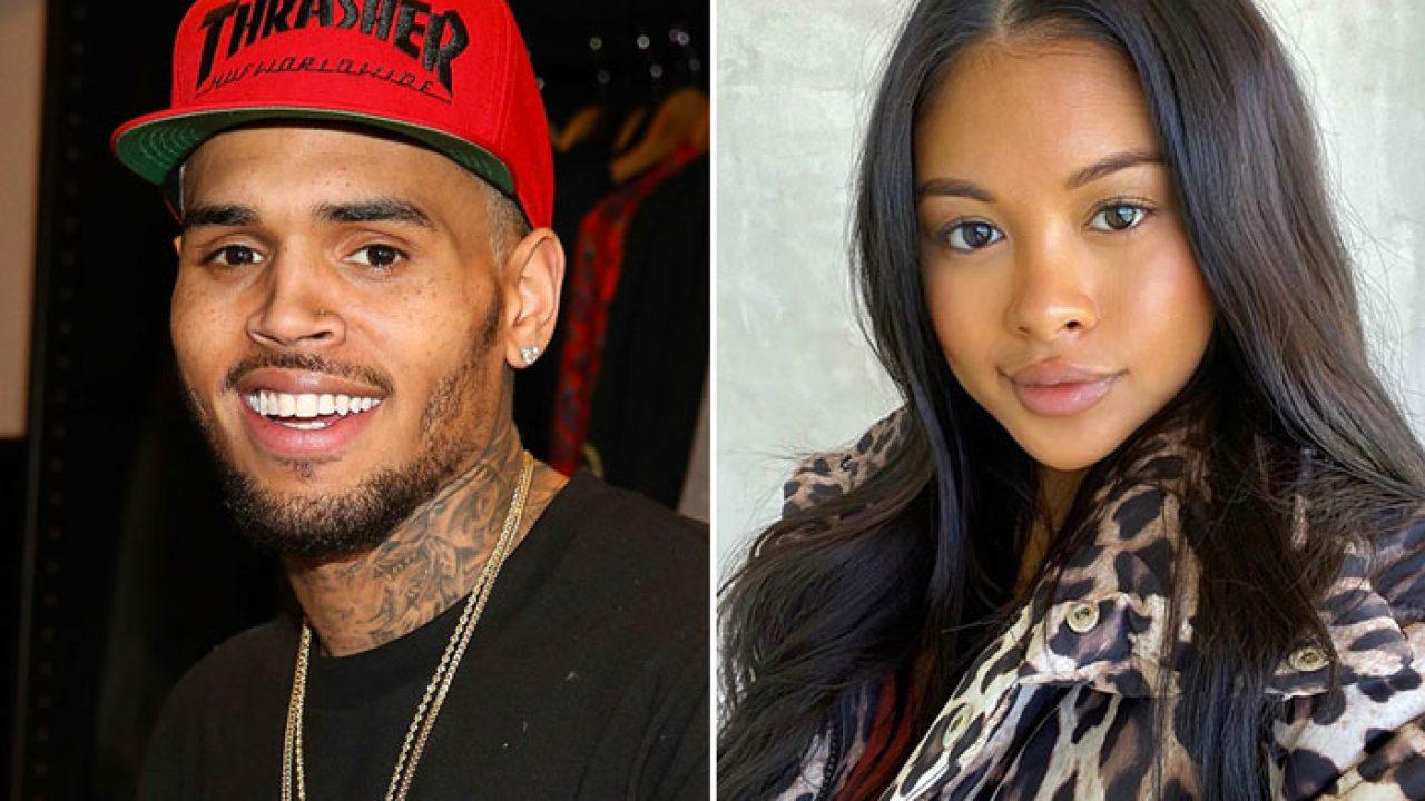 Ammika Harris Reveals The Sweet Thing Chris Brown Did For Her While Giving Birth To Their Son!