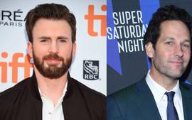 Chris Evans Questions Paul Rudd's Neverending Youth In Hilarious Joint Interview - Does He Drink 'Baby Blood?'