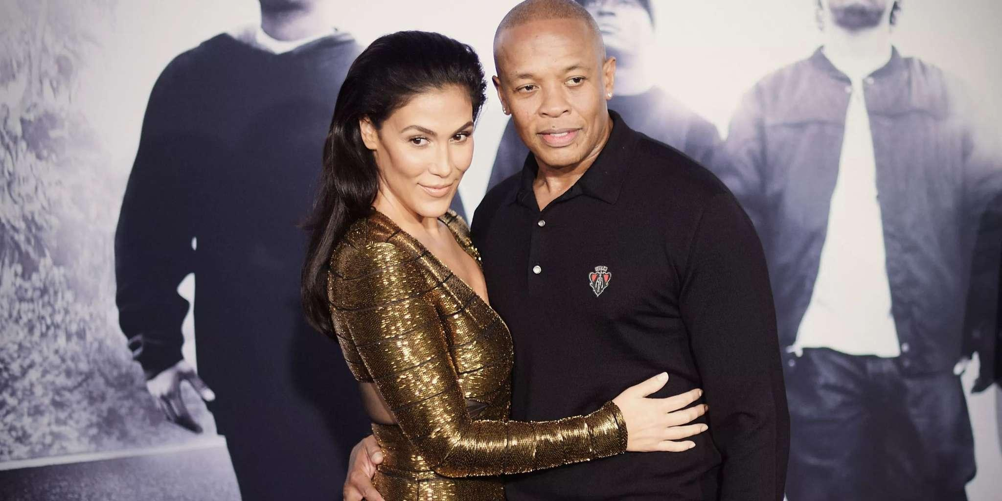 Dr. Dre's Wife, Nicole Reportedly Files For Divorce - Here Are The Details